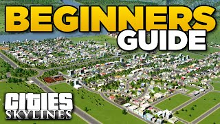 Download FIRST TOWN TIPS   Cities Skylines Beginners Guide Video