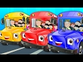 Download Wheels On The Bus Go Round And Round Nursery Rhymes Baby Rhymes Kids Songs kids tv S03 EP22 Video