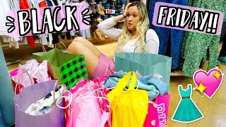 Download Black Friday Shopping 2017!! AlishaMarieVlogs Video