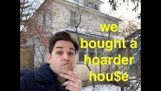 Download We bought a hoarder house! 100 years of stuff! what will we find??? Video