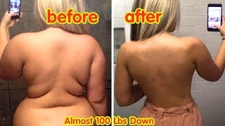 Download People Surprised Everyone By Losing So Much Weight They Looked Like A Different Person Video