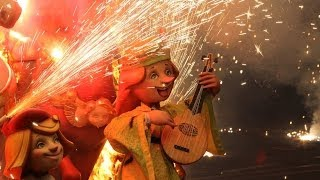 Download The Fallas Festival (Valencia-Spain) (English version) Video