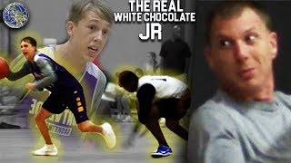 Download Jason Williams SON BREAKS ANKLES!! Jaxon Williams REAL WHITE CHOCOLATE JR!! SHIFTY PG For Montverde! Video