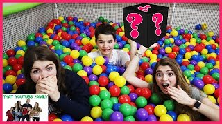 Download Last To Leave Ball Pit Challenge With Temptations / That YouTub3 Family I Family Channel Video