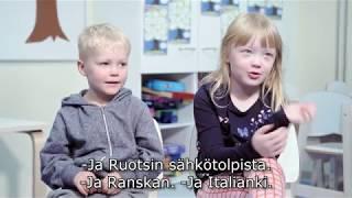 Download Lapset kertovat mistä sähköä saa Video