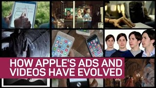 Download The Evolution of Apple's Iconic Ads and Videos Video