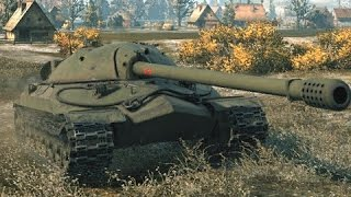 Download World of Tanks IS-7 - 10 Kills - 9.8K Damage Video