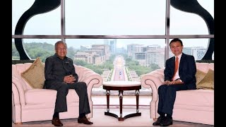 Download Jack Ma kagum pengetahuan teknologi Dr Mahathir Video