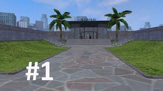Download Let's build an aquarium #1    Zoo tycoon 2 Video