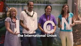 Download Testimonials from IUCN World Conservation Congress 2016 Video