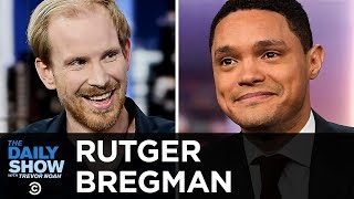 "Download Rutger Bregman - ""Utopia for Realists"" and Big Ideas for an Equitable Economy 