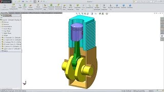 Solidworks tutorial | Design and Assembly of Universal joint in
