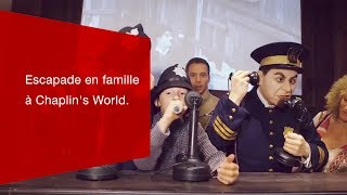 Download Escapade en famille à Chaplin's World. Video