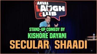 Download Secular Shaadi || Standup comedy by Kishore Dayani Video