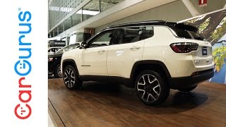 Download 2017 Jeep Compass | CarGurus Impressions Video