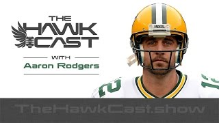 Download Aaron Rodgers: Leadership, Golfing with POTUS, Mics on the field - The HawkCast Video