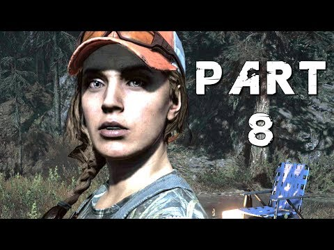 FAR CRY 5 Walkthrough Gameplay Part 8 - FISHING (PS4 Pro)
