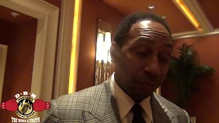 Download STEPHEN A SMITH OPENS UP ON SKIP BAYLESS RIVALRY AND REVEALS WHY BAYLESS TRULY LEFT ESPN Video