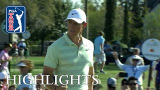 Download Rory McIlroy's highlights | Round 4 | Arnold Palmer Video