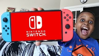 Download NINTENDO SWITCH UNBOXING! - Playonyx Video