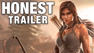 Download TOMB RAIDER (Honest Game Trailers) Video