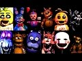 Download Evolution of Five Nights at Freddy's: All Jumpscares 1-4 Video