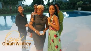 Download Rihanna Gives Her Mother the Surprise of a Lifetime | The Oprah Winfrey Show | Oprah Winfrey Network Video