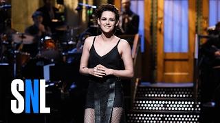 Download Kristen Stewart Monologue - SNL Video