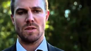 Download Arrow Season 4 - Oliver and Barry visit grave (FLASHFORWARD) Video