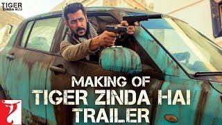 Download Making of the Trailer   Tiger Zinda Hai   Salman Khan   Katrina Kaif   Ali Abbas Zafar Video