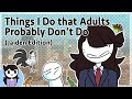 Download Things I Do that Adults Probably Don't Do (Jaiden Edition) Video