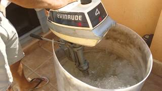 Download EVINRUDE 4 hp 2T Video