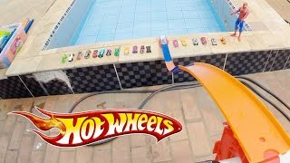 Download Pista Hot Wheels Rampa do Homem Aranha e Unboxing de Carrinhos Video