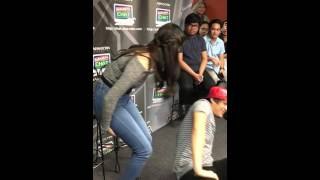Download Liza Soberano Challenged Enrique Gil Video
