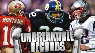 Download 10 Most UNBREAKABLE Super Bowl Records Video
