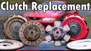 Download How to Replace a Clutch in your Car or Truck (Full DIY Guide) Video