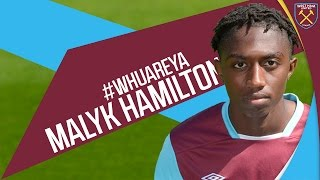 Download #WHUAREYA: MALYK HAMILTON Video