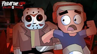Download I GUESS YOU CAN SAY THIS JASON GAME HAS ME.. PUZZLED.. NO? OKAY. [F13: KILLER PUZZLE] Video