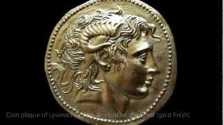 Download Alexander the Great Museum Reproductions Hellenistic Sculptures Statues and Busts Video