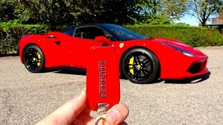 Download MY FRIEND'S SELLING HIS NEW 488 GTB!! Video