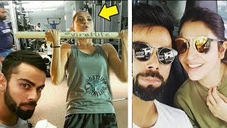 Download Virat Anushka's Gym Workout & Personal Life Videos With Indian Cricket Team In South Africa Video