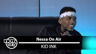 Download Kid Ink Talks Crying at His Wedding + New Music vs. Old Music Video
