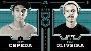Download Luan Oliveira Vs Cody Cepeda - BATB8: Round 3 Video