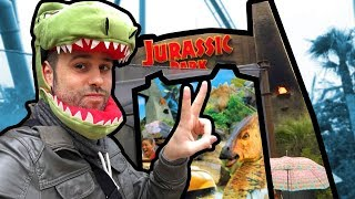 Download VIAJO A JURASSIC PARK!!!! - Universal Studios Osaka JAPON Video