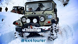 Download Mahindra Thar- Snow Drive Expedition, Narkanda, India Video