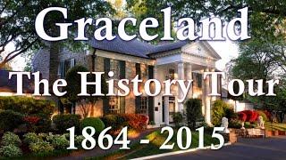 Download Elvis Presley's Graceland Memphis - The History Tour 1864 - 2015 Video