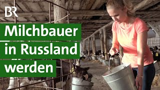 Download Melken in Russland | Unser Land | BR Fernsehen Video