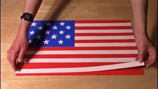 Download History of the U.S. Flag, in Paper Video