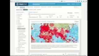 Download FAOSTAT Emissions Database Video