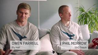 Download Owen Farrell and Phil Marrow Video
